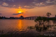 日の出の舞橋