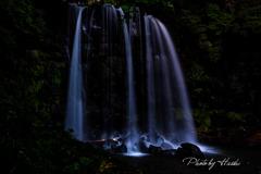 信州滝巡り・唐沢の滝