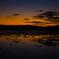 the time around sunset