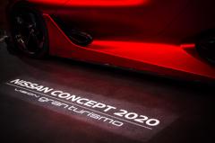 Nissan concept 2020 vision granturisumo