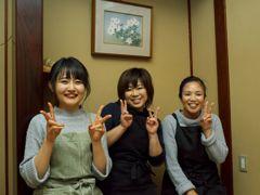 喜久の三姉妹
