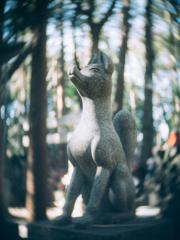 霊狐 グルグルシュリッ!