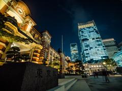 東京駅は立派な洋館