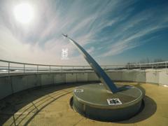 浮雲の桟橋 展望ステージ