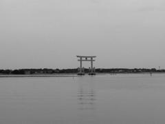 宮島じゃないよ浜名湖だよ