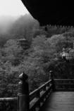 長谷寺本堂より五重塔を望む(奈良)