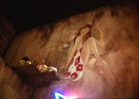 LEICA M7 Engraveで撮影した(ペイントされた女)の写真(画像)