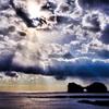 Rain of the light