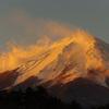 富嶽、琥珀色の刻
