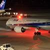 羽田787出発2