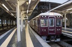 阪急神戸三宮駅です