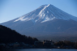 富士山の迫力