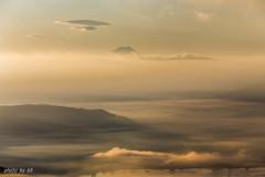 高ボッチview2018.12.02 朝陽の中