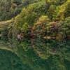 秋の中綱湖1