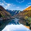 秋の横川渓谷2