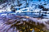 厳冬の横川渓谷2