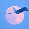Star Flyer & Moon