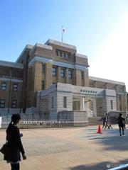 東京上野国立科学博物館