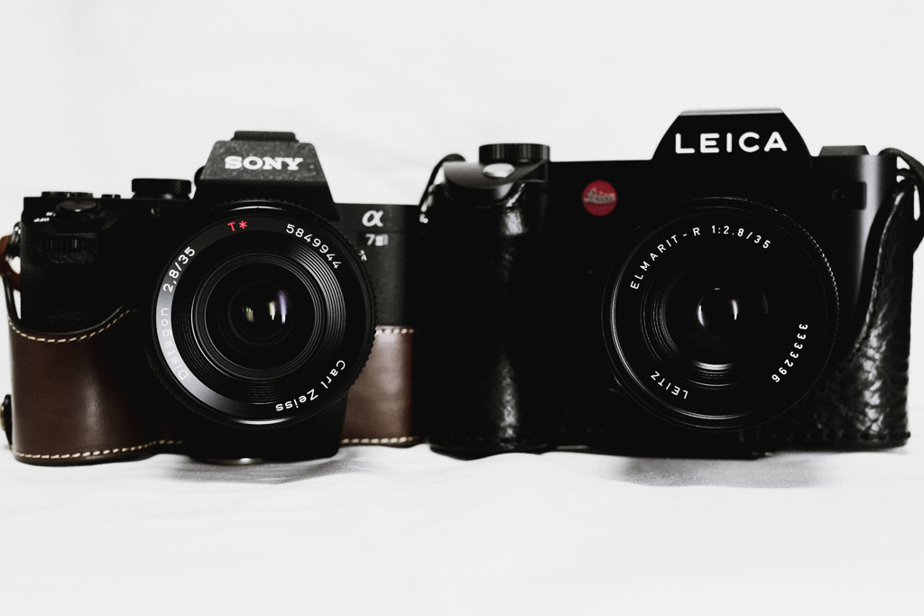 永遠のライバルか盟友か Leica & Zeiss