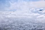 雲下の散居村