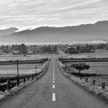 road to 散居村