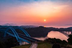 大きな橋がある街~長崎6