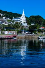島の教会1