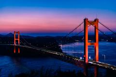 大きな橋がある街~長崎4