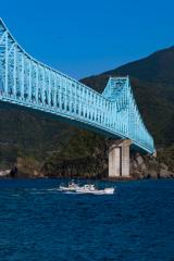 大きな橋がある街~長崎5