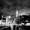 京都タワーへ