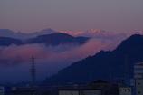 しずくpink~雲海に浮かぶ美しき山~