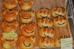 笑顔になれるパン(^^♪