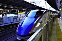 北陸新幹線~♬*.+゜