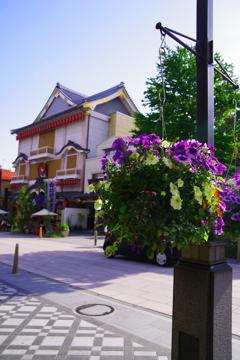 花のある街~北野文芸座~