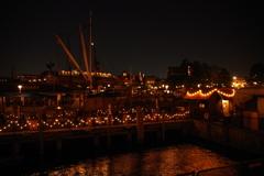 Romantic Harbor Lights,゜.:。+゜