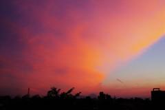 Dramatic Sunset♪。.:*・゜