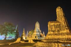 Wat Chai Wattanaram ②