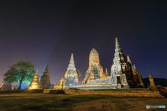 Wat Chai Wattanaram ①
