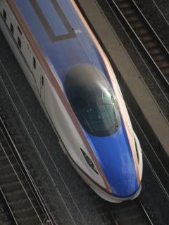 北へ疾走(E7系)