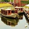 花のボート