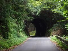 旧田口線跡