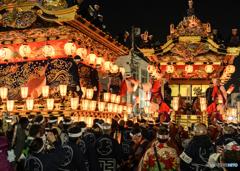 祭囃子と鯔背な男たち
