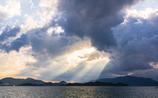 光の射す景色