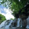 あぁ・・龍門の滝