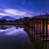 津軽富士見湖(青森県)