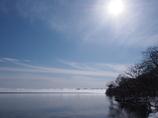 初冬の湖畔にてⅡ