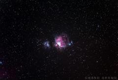 オリオン大星雲M42