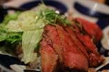 離島飯7 隠岐牛ローストビーフ丼
