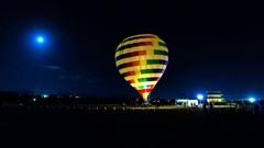 night balloon