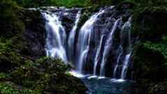 多留姫の滝(上段)